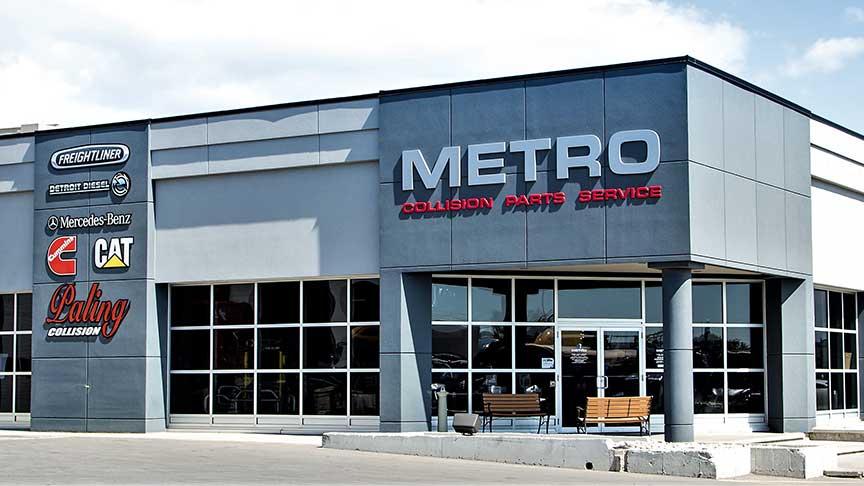 Metro Truck Group Hamilton