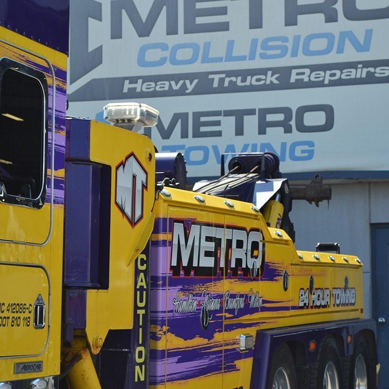 In-House Heavy Truck Repair
