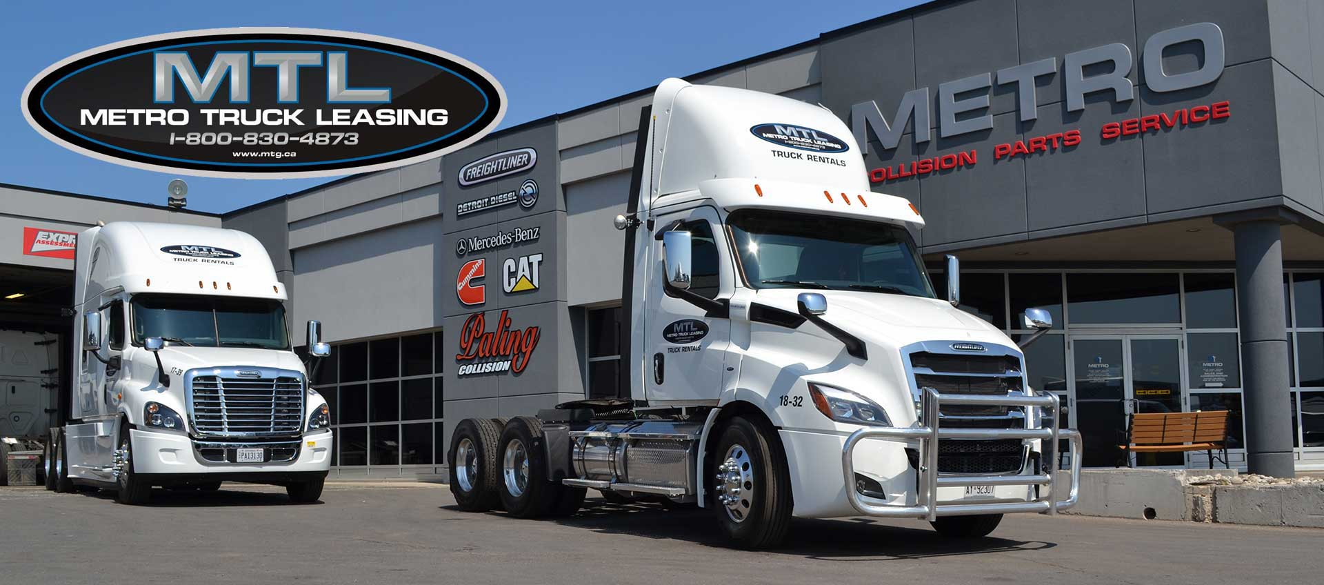 Metro Truck Rentals and Leasing